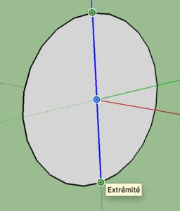 Comment faire une sphère sur Sketchup apprendre sketchup tutoriel tuto formation
