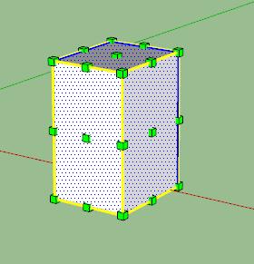 Sketchup comment redimensionner un objet ?