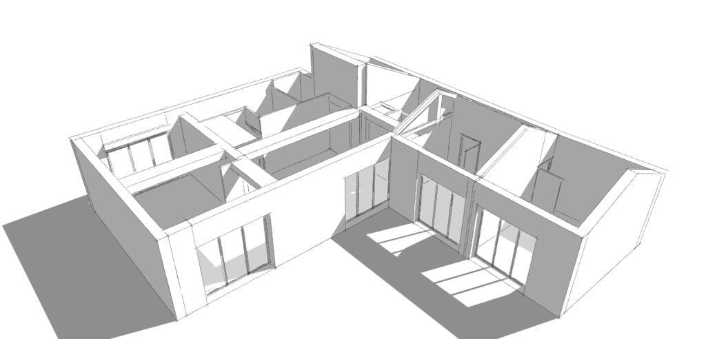 sketchup décoration d'intérieur décorateur architecture archi architecte d'intérieur architectes d'intérieurs