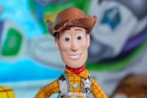 Histoire image 3D : Toy Story