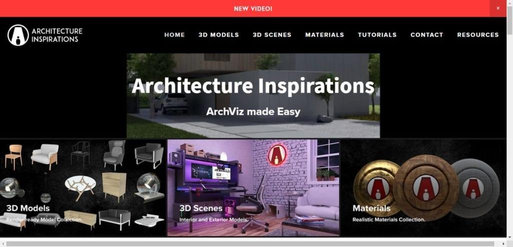 Architecture Inspirations: téléchargez des textures gratuites