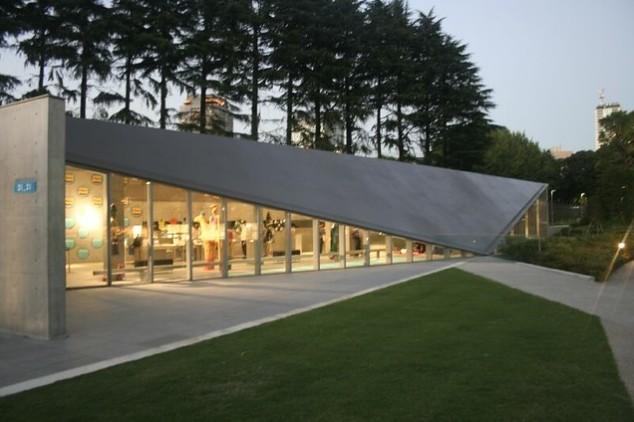 Le style sobre et épuré de Tadao Ando