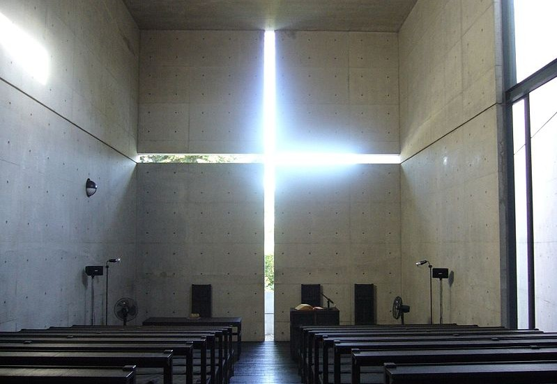 Tadao Ando - église de la lumière