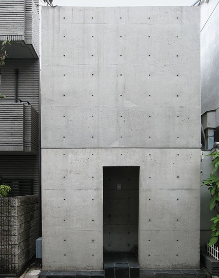 Tadao Ando - Maison Azuma